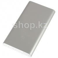 Мобильный аккумулятор Xiaomi Mi Power Bank 2 10000, Silver