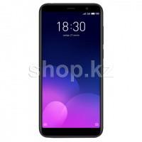 Смартфон Meizu M6T, 16Gb, Black (M811H)