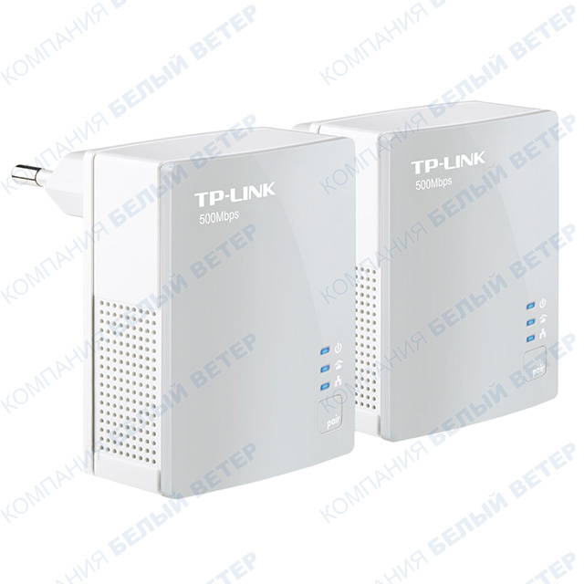 Адаптер Powerline TP-LINK TL-PA4010 KIT