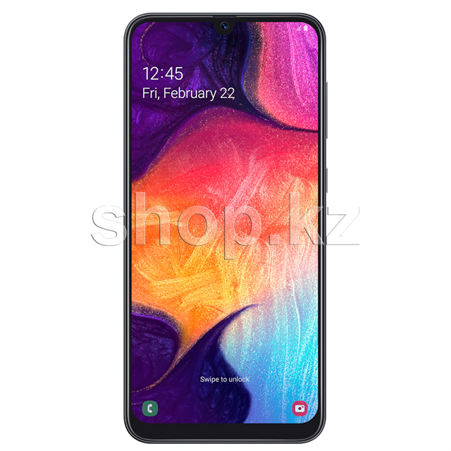 Смартфон Samsung Galaxy A50, 64Gb, Black (SM-A505FN)