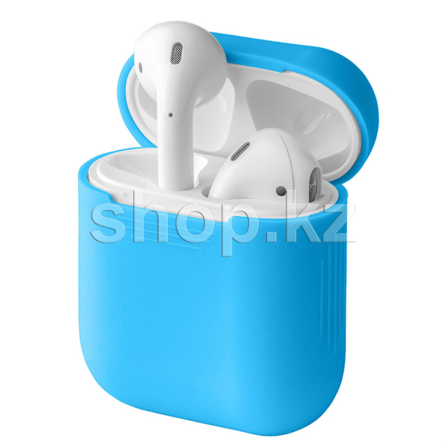 Чехол для AirPods InterStep NP0009O, Blue