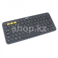 Клавиатура Logitech K380, Grey, Bluetooth