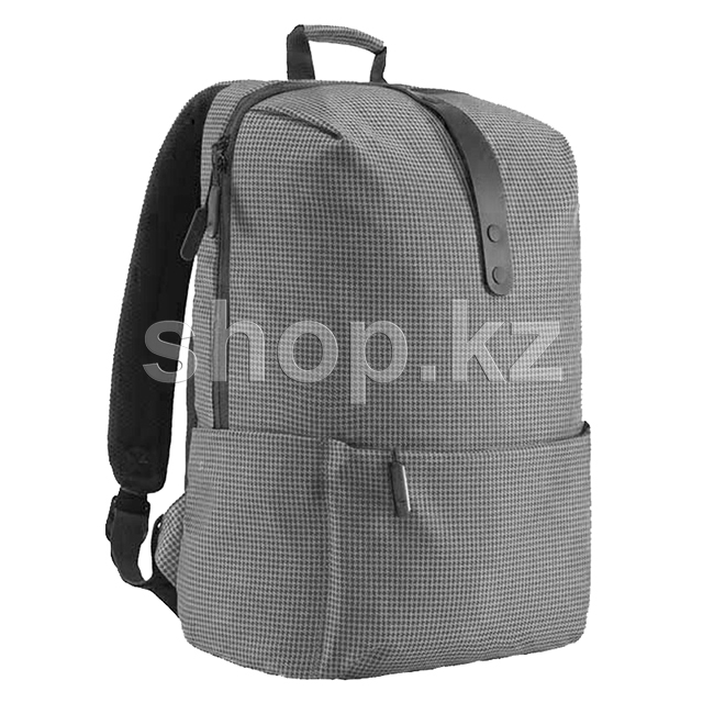 "Рюкзак для ноутбука Xiaomi College Leisure Shoulder Bag, 15"", Gray"
