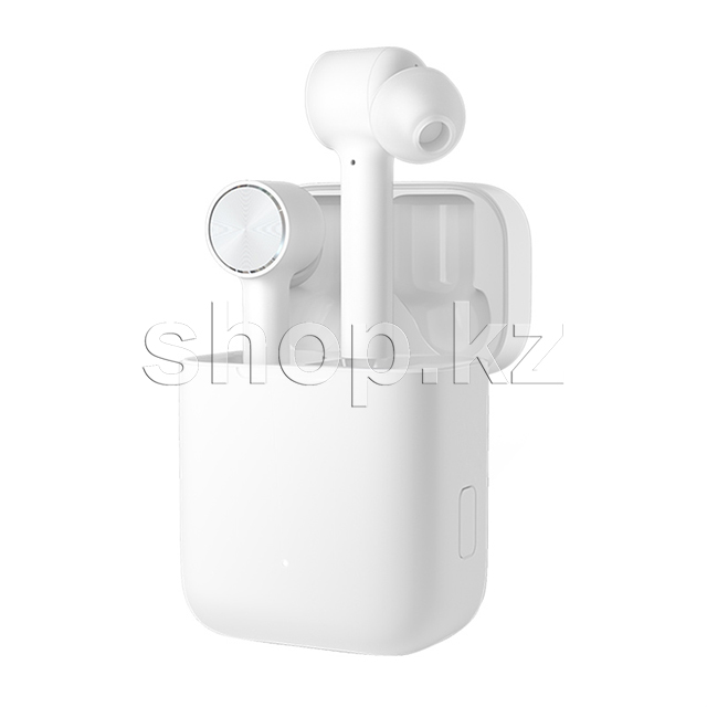 Bluetooth гарнитура Xiaomi Mi True Wireless Earphones TWSEJ01JY, White