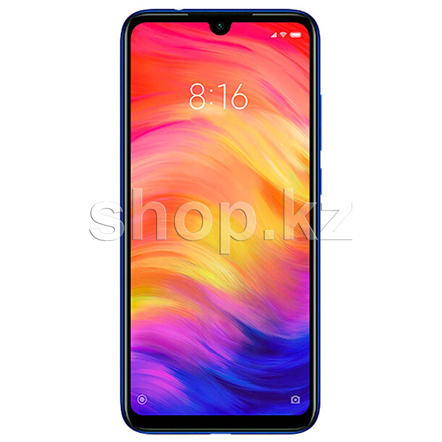 Смартфон Xiaomi Redmi Note 7, 64Gb, Blue