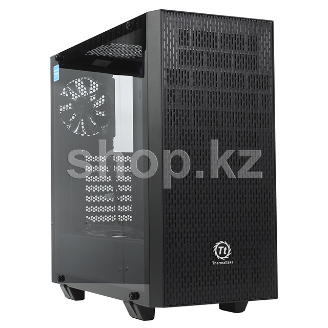Корпус Thermaltake Core G21 TG, Black-Clear