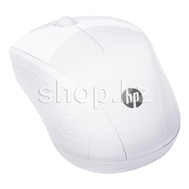 Мышь HP 220, White, USB