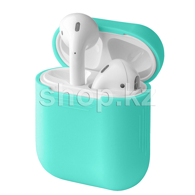 Чехол для AirPods InterStep NP0038O, Mint