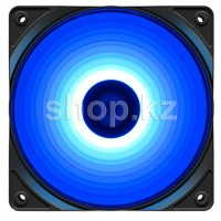 Вентилятор для корпуса DEEPCOOL RF120B, 12cm, Blue LED