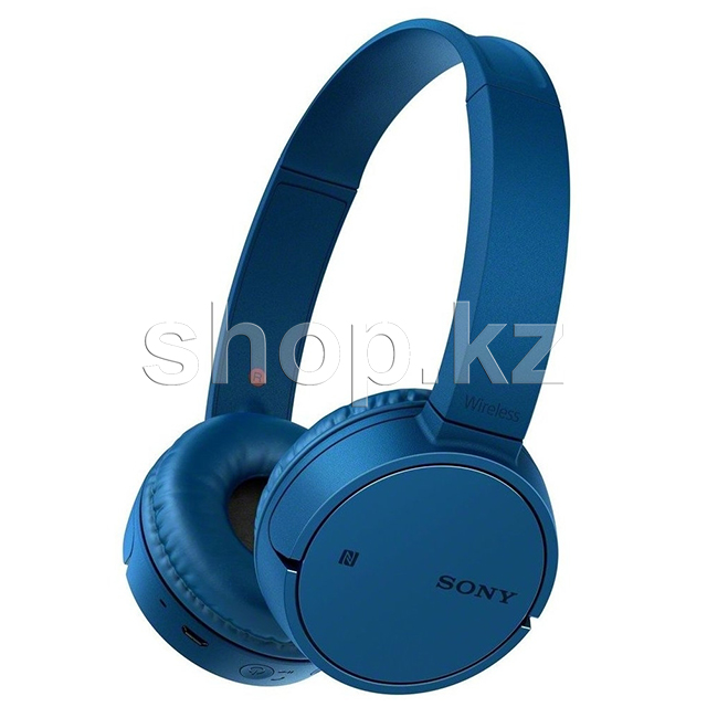 Bluetooth гарнитура Sony MDR-ZX220BT, Blue