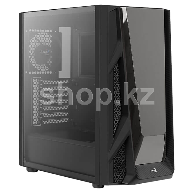 Корпус AeroCool NightHawk Duo, Black