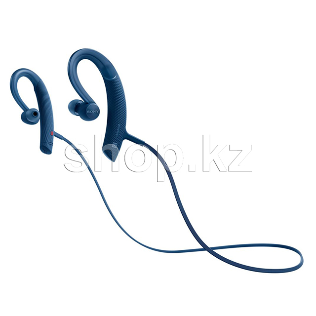 Bluetooth гарнитура Sony MDR-XB80BS Extra Bass, Blue