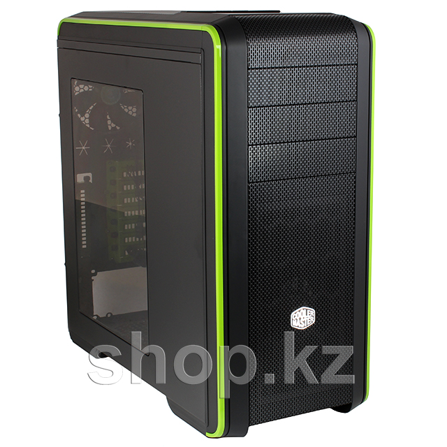 Корпус Cooler Master CM 690 III, Black-Green
