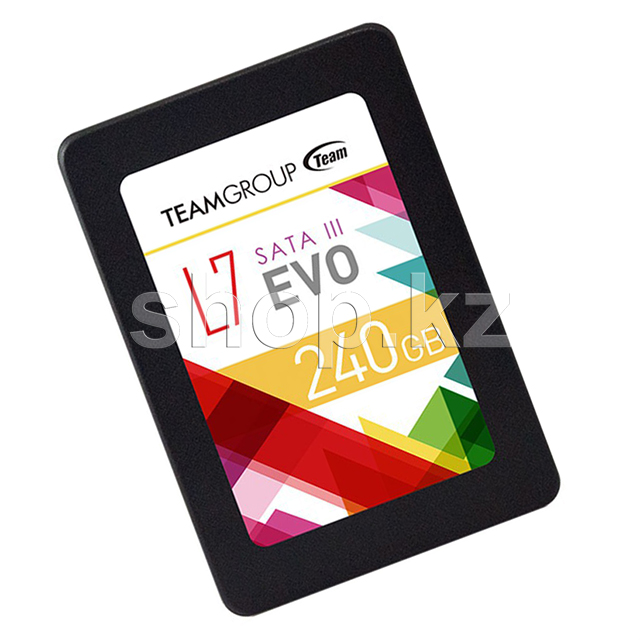 "SSD накопитель 240 Gb Team Group L7 EVO, 2.5"", SATA III"
