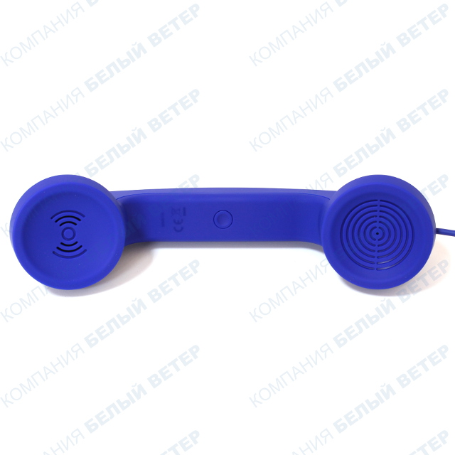 Гарнитура Native Union Retro Pop Phone, Blue