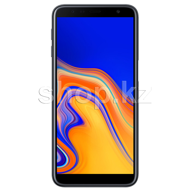 Смартфон Samsung Galaxy J6+, 32Gb, Black (SM-J610F)