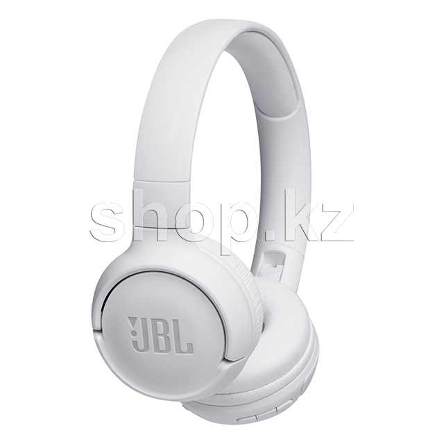 Bluetooth гарнитура JBL Tune 500BT, White