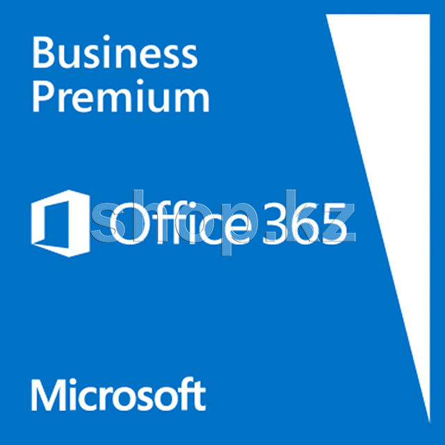 Microsoft Office 365 Business Premium Retail 32-bit/x64, 12 мес., 5 ПК, Электронный ключ