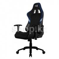 Кресло игровое компьютерное Aerocool Aero 1 Alpha, Black-Blue