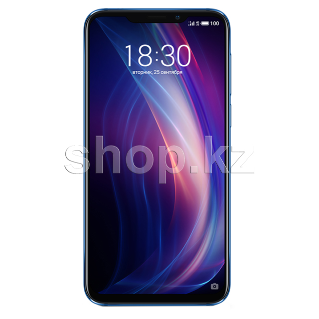 Смартфон Meizu X8, 64Gb, Blue (M852H)
