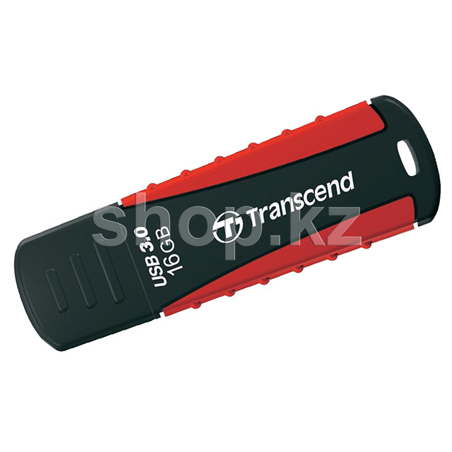 USB Флешка 16Gb Transcend JetFlash 810, USB 3.0, Black-Red