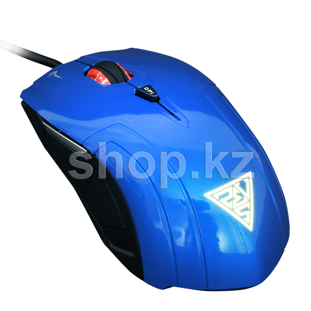 Мышь Gamdias Demeter, Blue, USB