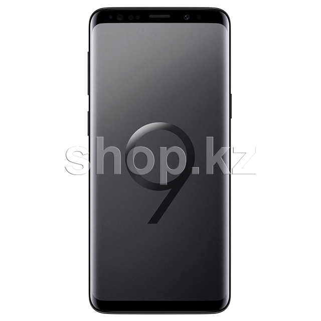 Смартфон Samsung Galaxy S9+, 256Gb, Black (SM-G965F)