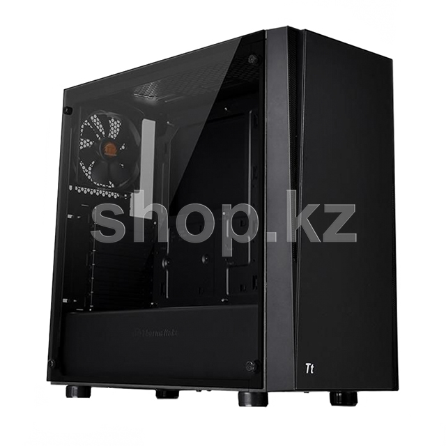 Корпус Thermaltake Versa J21 TG, Black
