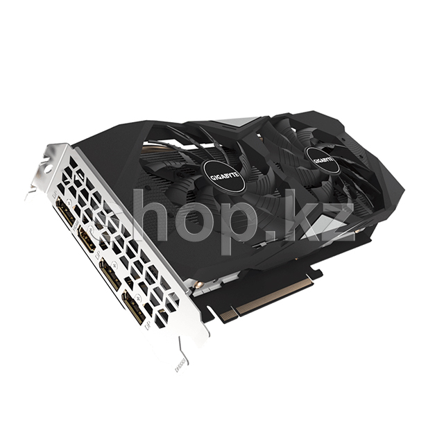 Видеокарта PCI-E 6144Mb Gigabyte GTX 1660Ti Windforce OC, GeForce GTX1660Ti