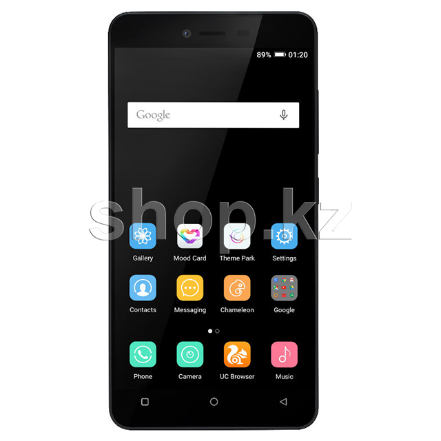 Смартфон Gionee P5L, 16Gb, Black