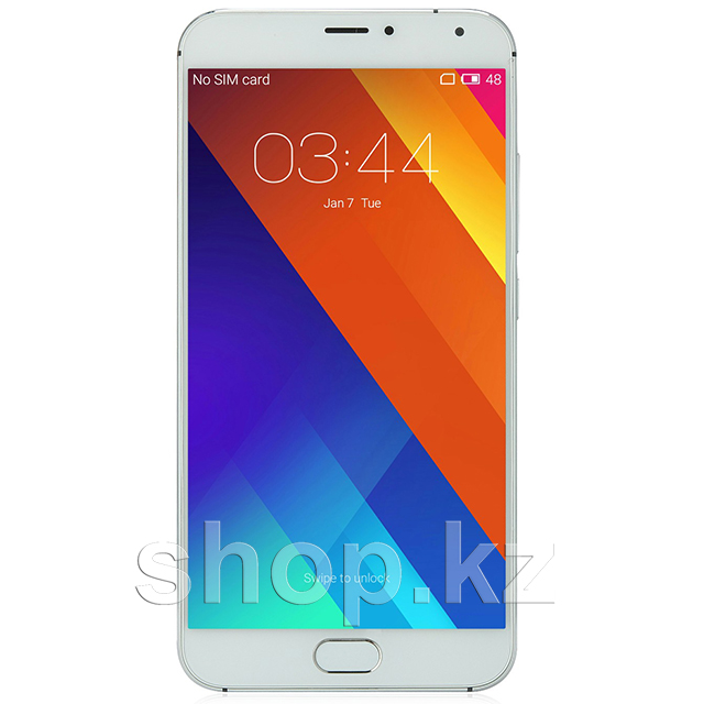 Смартфон Meizu MX5, 32Gb, Silver-White (M575H)