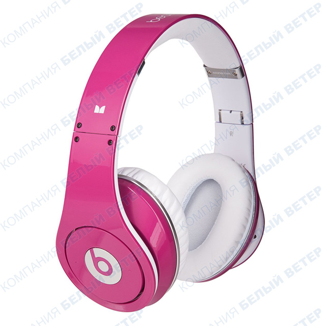 Гарнитура Monster beats by dr.Dre Studio, Pink