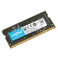 SO-DIMM 8Gb DDR4 PC21300/2666MHz Crucial, BOX