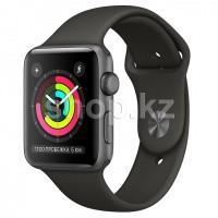 Смарт-часы Apple Watch Series 3, 42mm, Space Gray-Gray