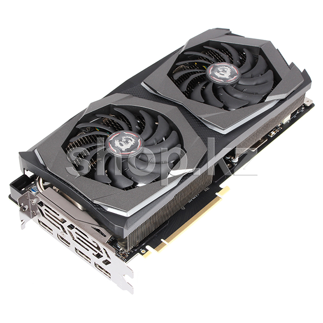 Видеокарта PCI-E 8192Mb MSI RTX 2070 Super Gaming X, GeForce RTX2070Super