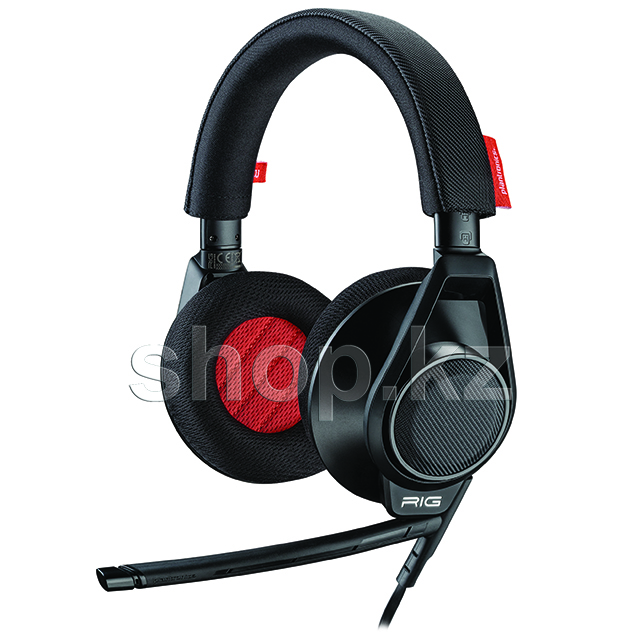 Гарнитура Plantronics RIG Surround, Black