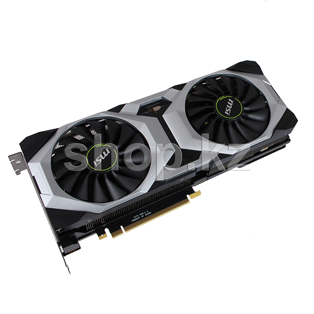 Видеокарта PCI-E 8192Mb MSI RTX 2080 Ventus OC, GeForce RTX2080
