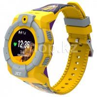 Смарт-часы Jet Kid Transformers Bumblebee, Yellow-Grey