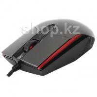 Мышь Asus ROG Sica, Gray-Black, USB