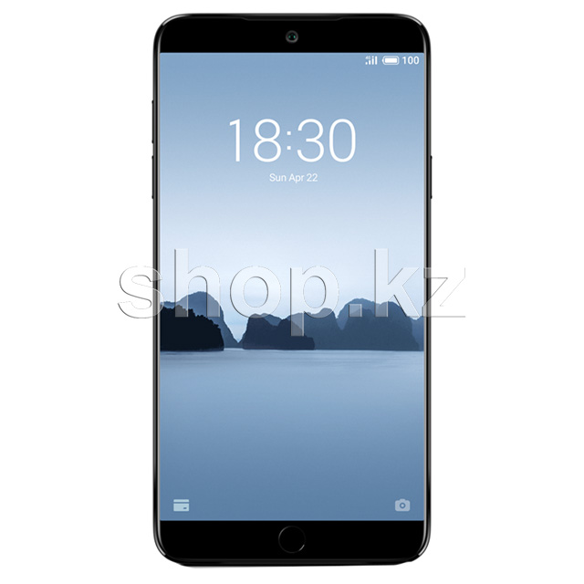 Смартфон Meizu 15 Lite, 64Gb, Black (M871H)