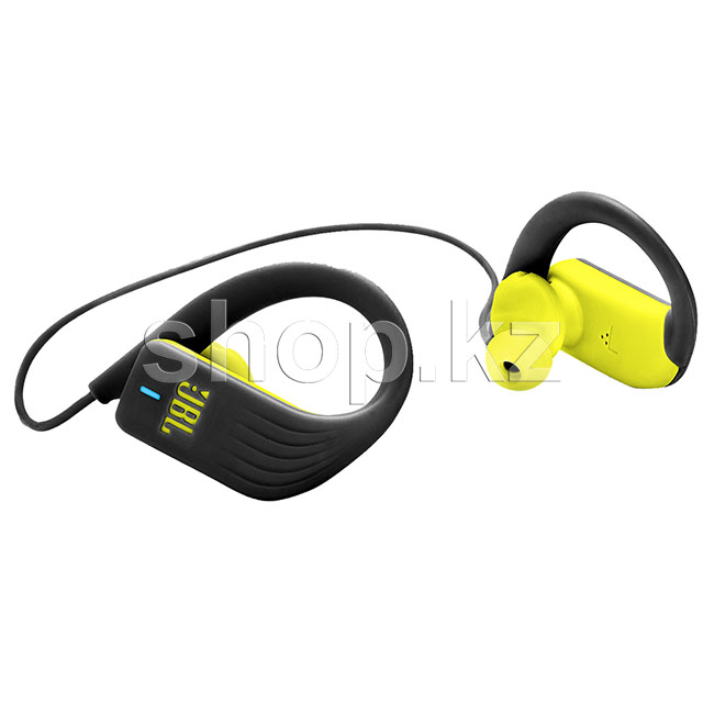 Bluetooth гарнитура JBL Endurance Sprint, Black-Yellow