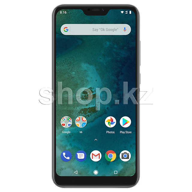 Смартфон Xiaomi Mi A2 Lite, 64Gb, Black