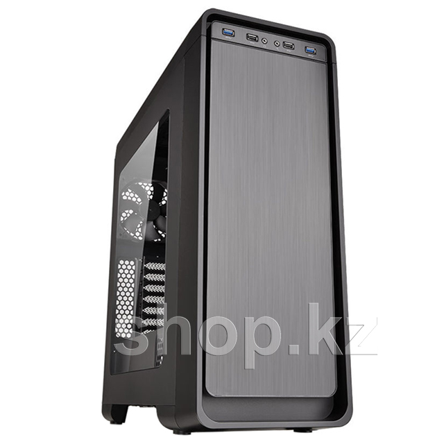 Корпус Thermaltake Versa U21, Black