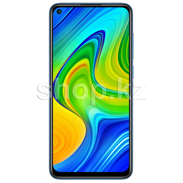 Смартфон Xiaomi Redmi Note 9, 64Gb, Midnight Grey (M2003J15SS)