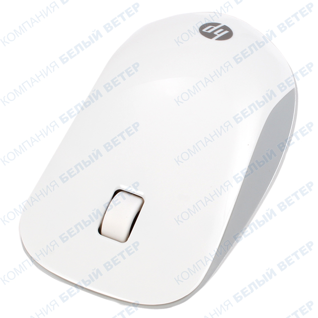 Мышь HP Z5000, White-Gray, Bluetooth
