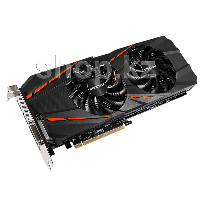 Видеокарта PCI-E 6144Mb Gigabyte GTX1060 G1 Gaming OC, GeForce GTX1060