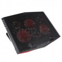 "Система охлаждения 2E Gaming CPG-005, 17.3"", Black"