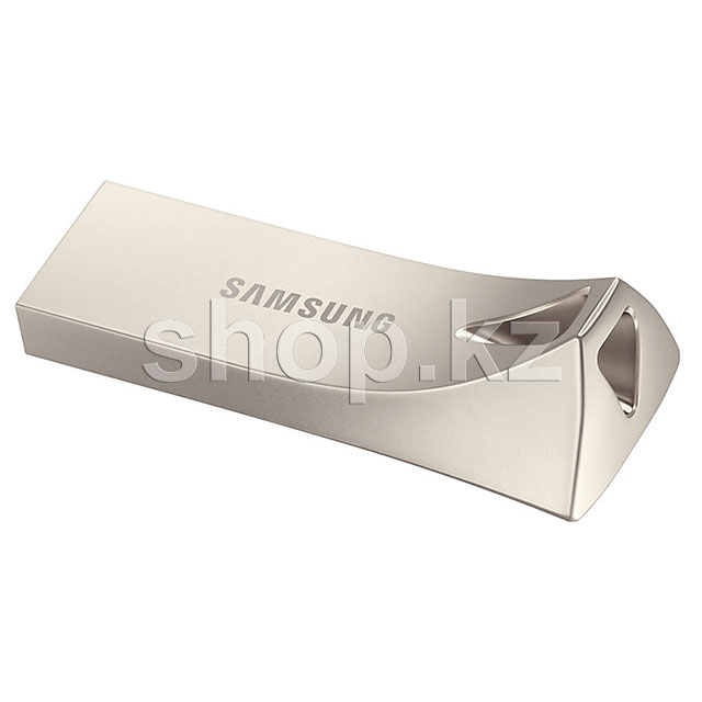 USB Флешка 64Gb Samsung Bar Plus, USB 3.1, Silver