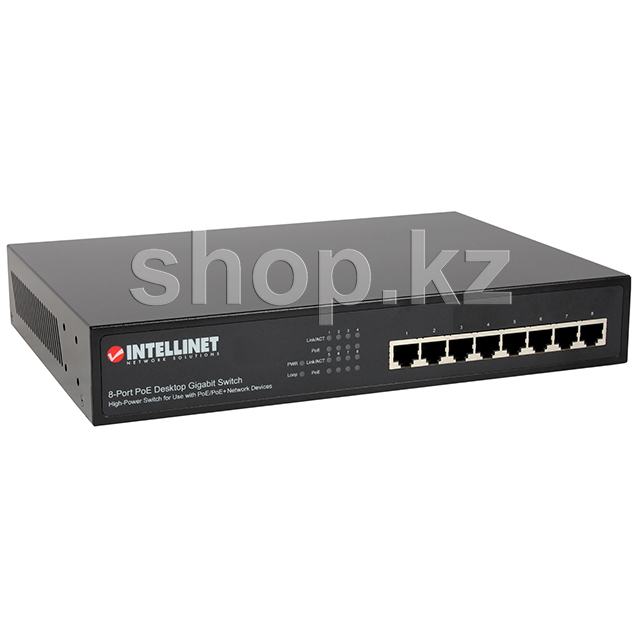 Switch 8 port Intellinet 560641