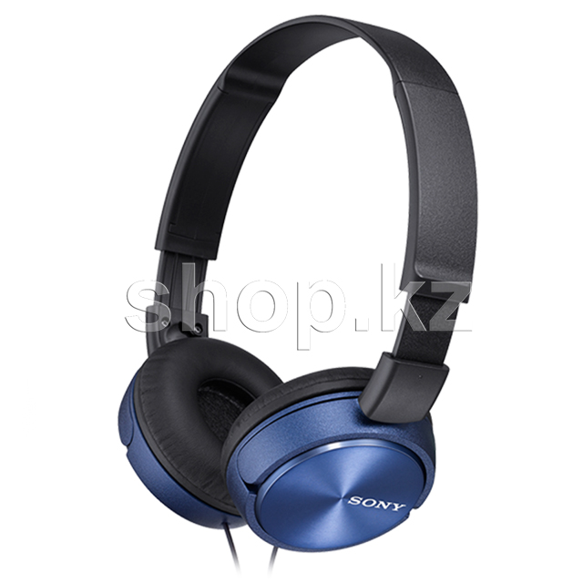 Гарнитура Sony MDR-ZX310AP, Blue